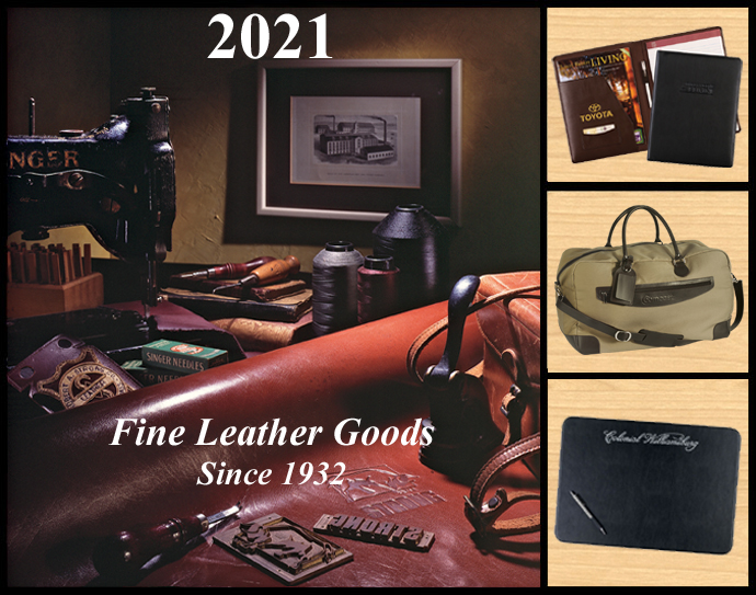 Fine Leather Goods Since 1932
